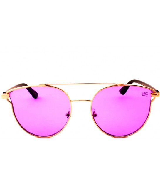 830644873 OCULOS DE SOL DROP ME FEMININO GATINHO ICONE COLORS LILAS - Drop mE
