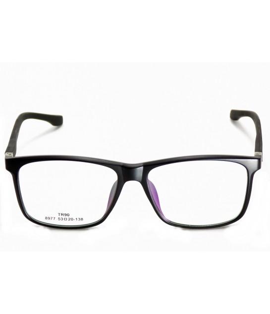 Armação Óculos de Grau Drop mE Acetato TR90 Preto Hastes Flex - Drop mE dfb25eb690