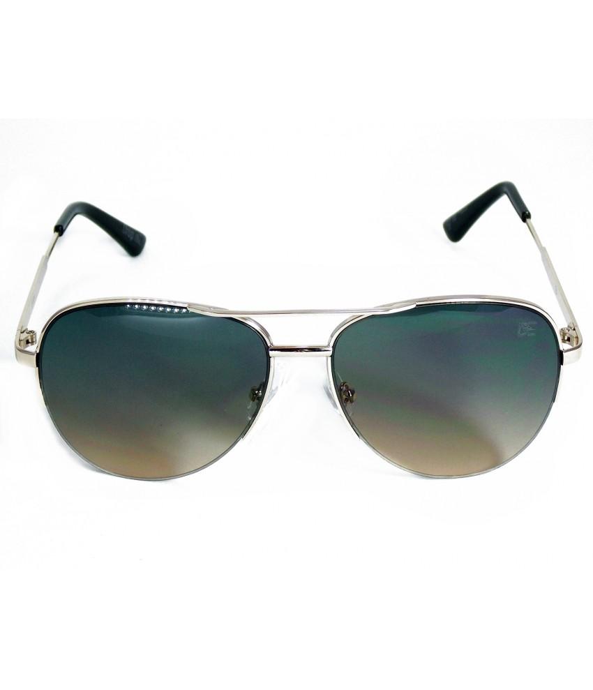 Óculos de Sol Aviador Drop mE Metal Bicolor Gradiente Cinza - Drop mE 30675e28e5