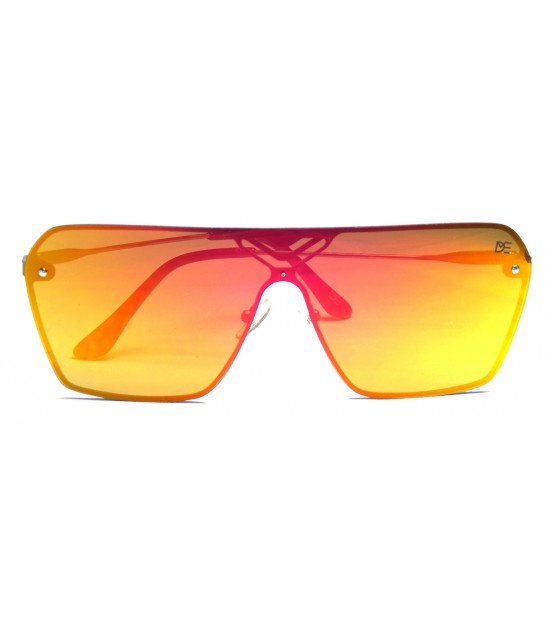 oculos de sol quadrado drop me lente unica dual color ecc476e879