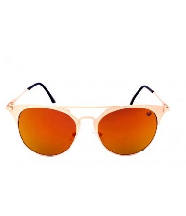 Oculos de Sol Drop mE Las Aviador Gatinho Metal Dourado 3718f68111a