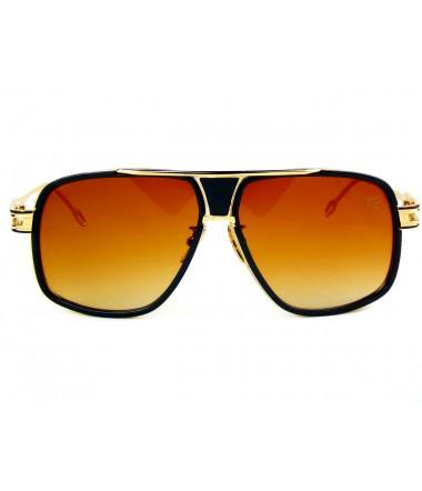 92584d7e9 Oculos de Sol Aviador Grandmaster Drop mE... Armação Acetato Hastes Metal  Armação Preta ...