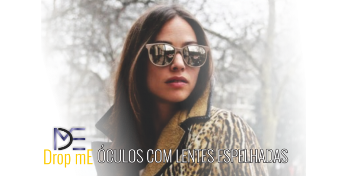 68e2ebdea4b9d Óculos com lentes espelhadas